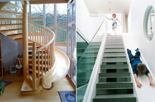 slide-staircase