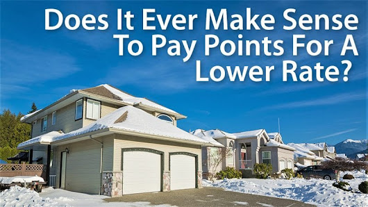 Paying Mortgage Points: What's The Point? | Mortgage Rates, Mortgage News and Strategy : The Mortgage Reports