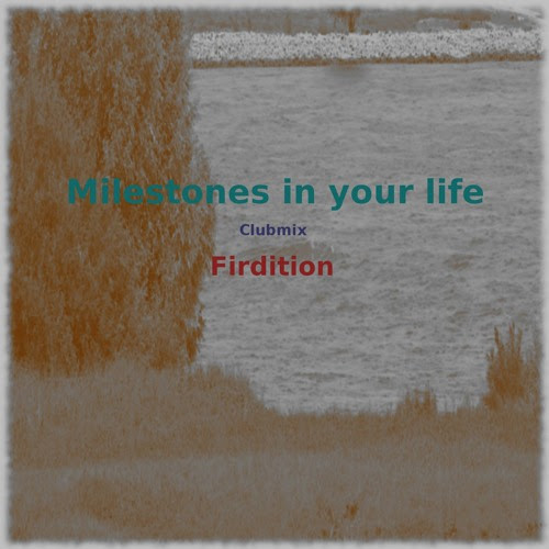 Firdition - Milestones in your life - Club Mix by Peter Vennhoff