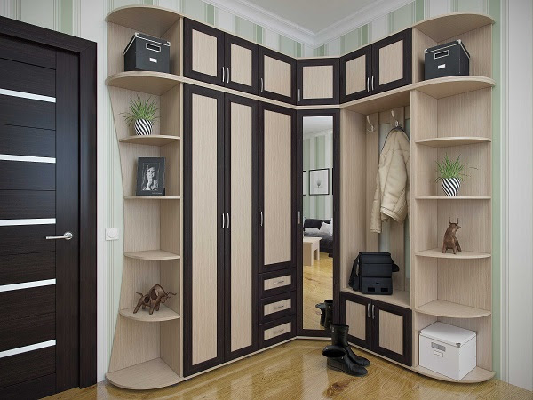 foto mebeli prihozhaya 13 Absolutely Great Contemporary Wardrobes