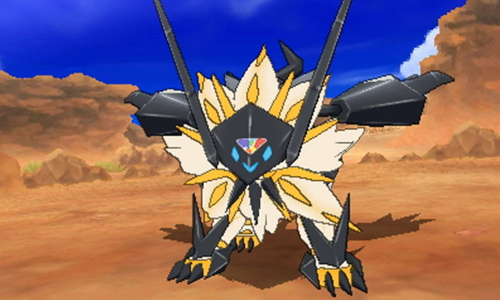 Pokemon Ultra Sun and Ultra Moon devs explain why they