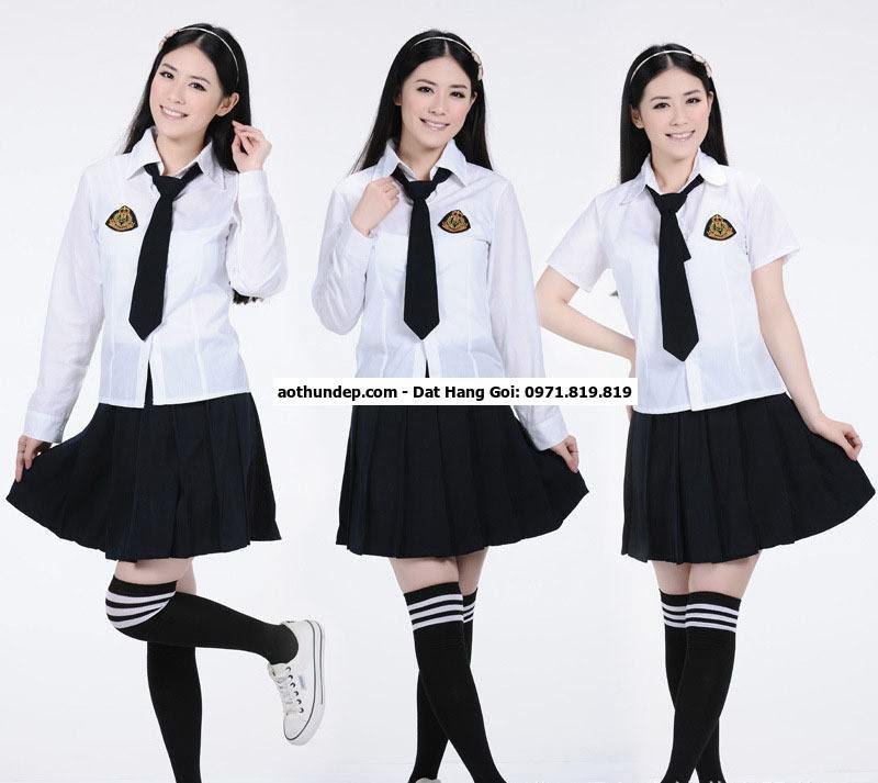 đồng phục học sinh tại đà nẵng