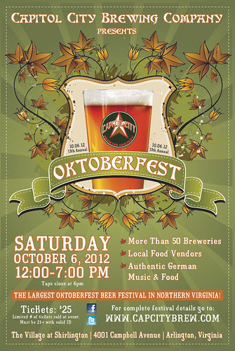 Capitol City Oktoberfest: 6 October 2012