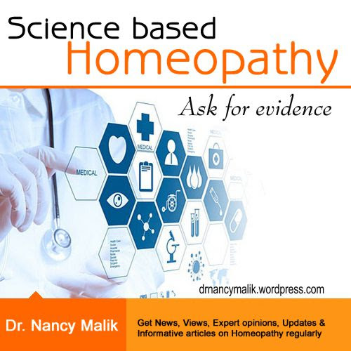 Science-based Homeopathy