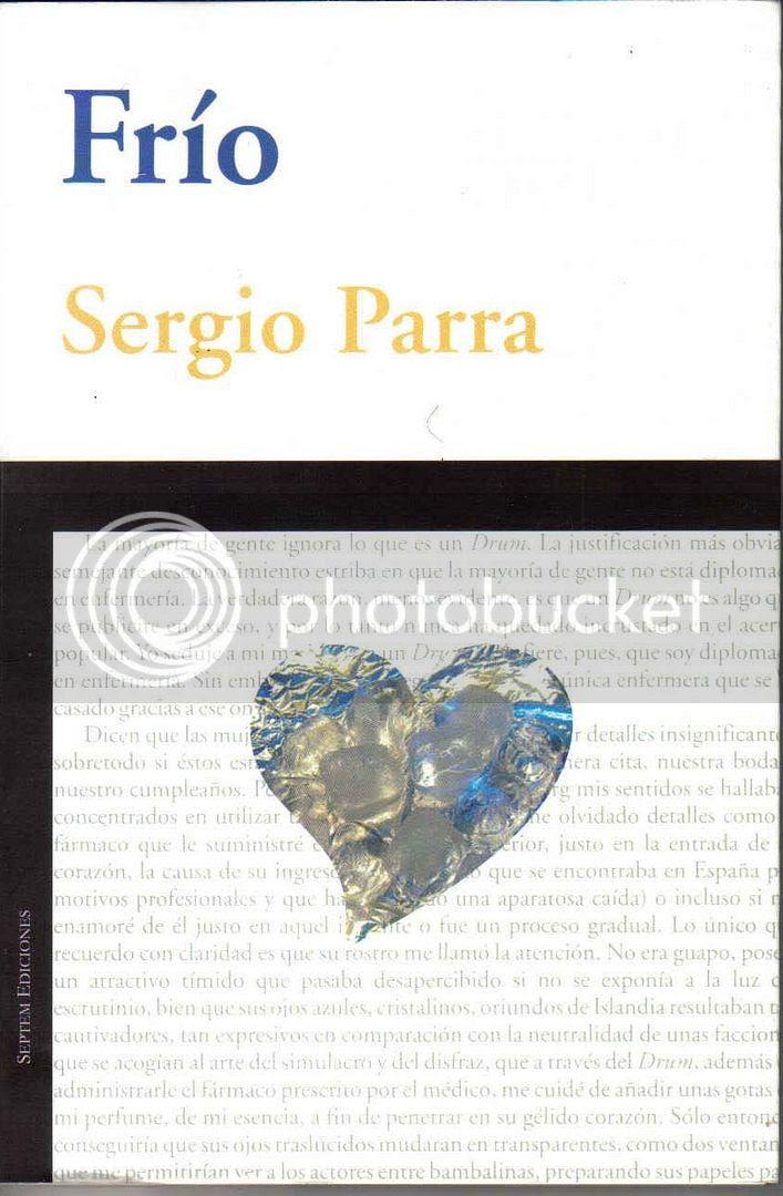 Sergio Parra –Frío-