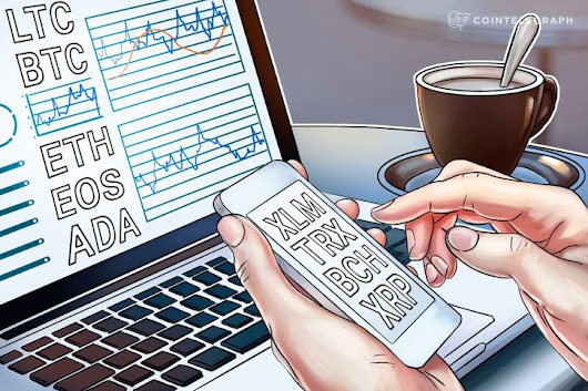 Bitcoin, Ethereum, Ripple, Bitcoin Cash, EOS, Litecoin, Cardano, Stellar, TRON: Price Analysis, May 25
