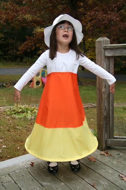 Dova in her costume