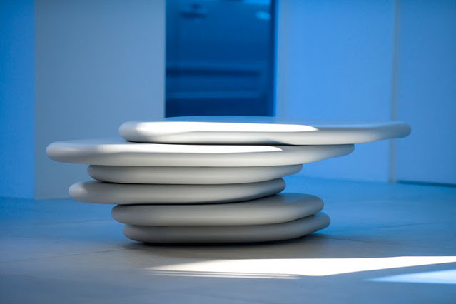 06 'Possible Low Table' by Robert Stadler for Carpenters Workshop Gallery