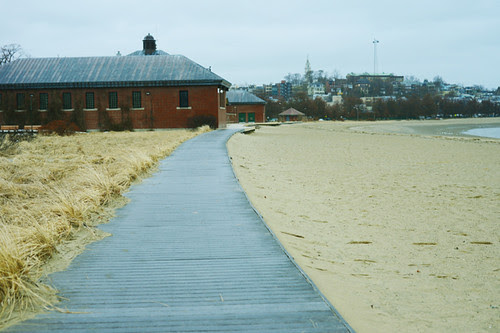 Carson Beach