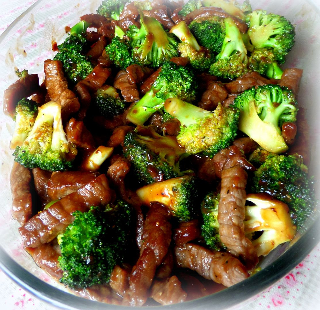 Number 1 Chinese Kitchen: The English Kitchen: Beef And Broccoli . . . Combo Special