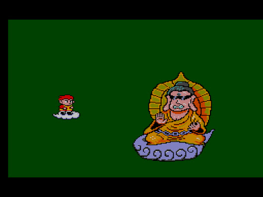 10 Great Shoot-em-ups On The Master System