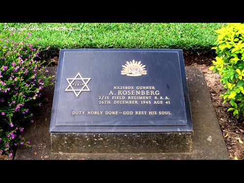 Donrak War Cemetery