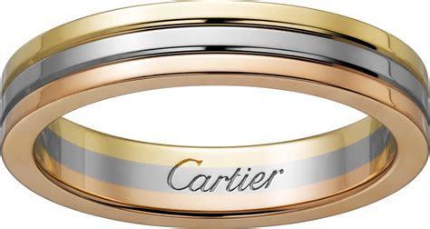 CRB4052200   Trinity de Cartier wedding band   White gold