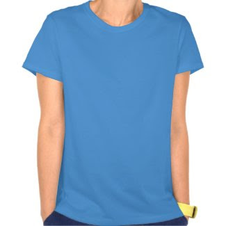 Human Trafficking Awareness Ribbon Angel Shirt