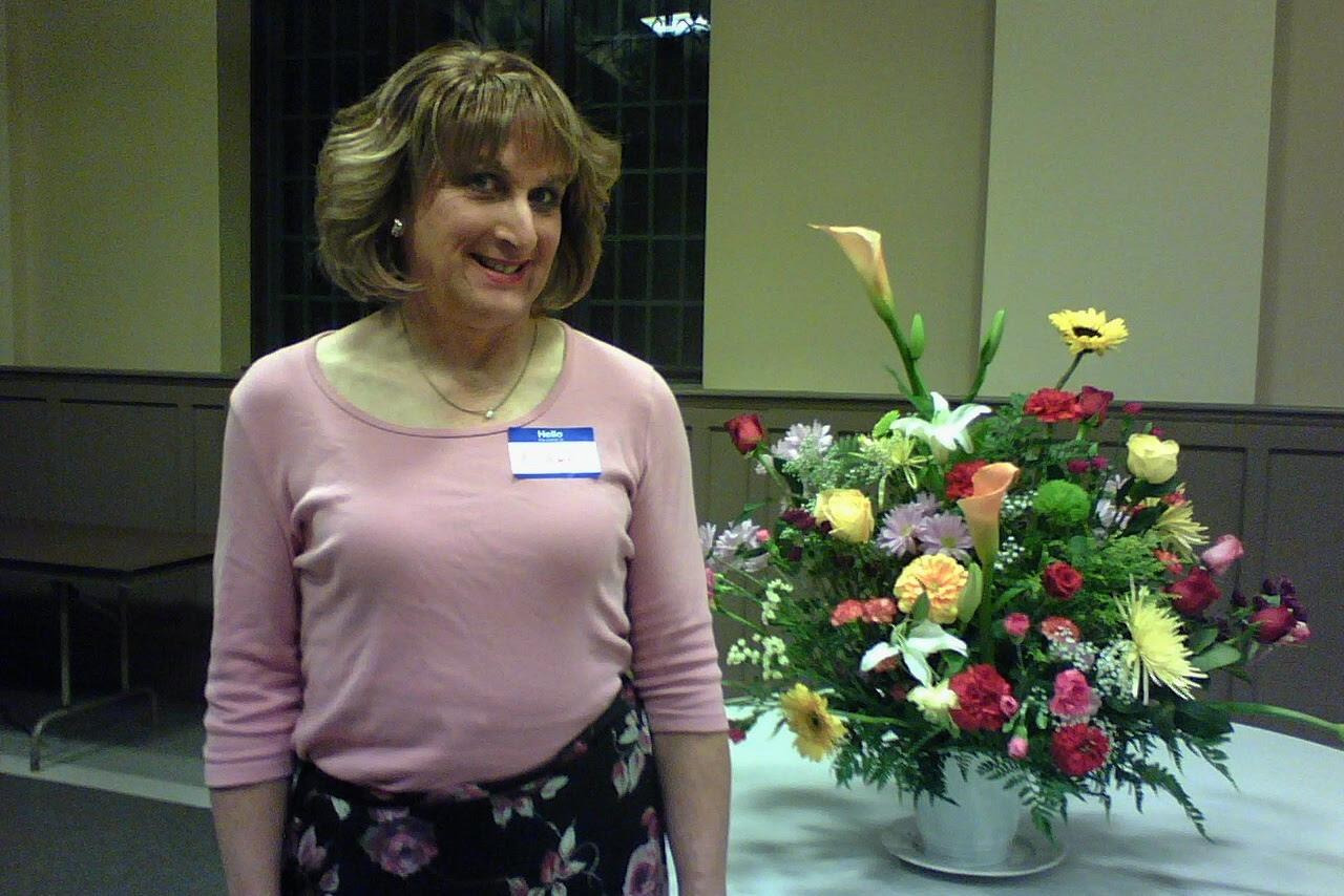 me Diana at dignity anniversary mass
