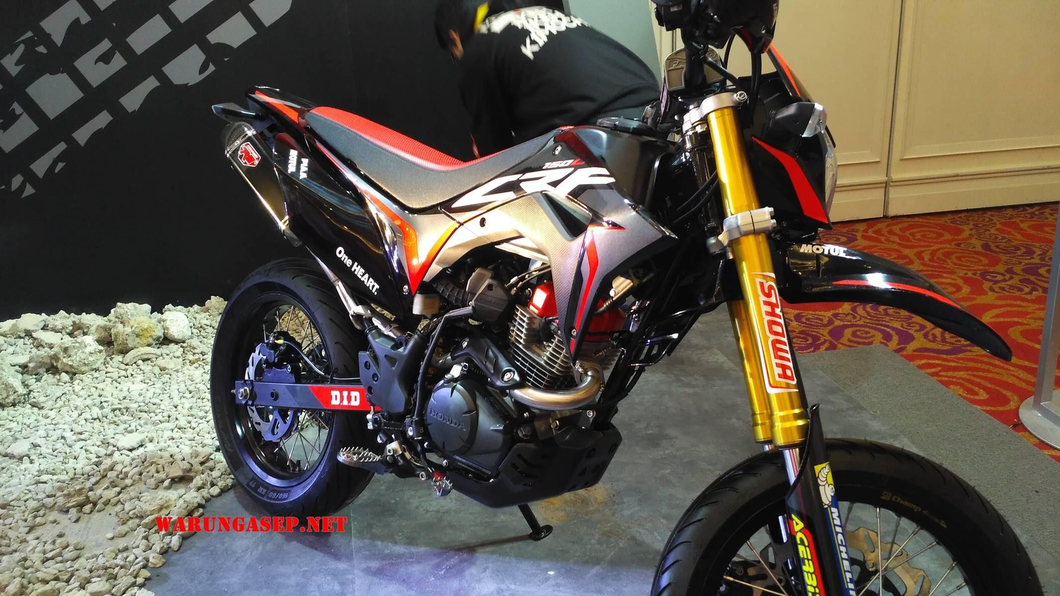 Honda Crf150l 2018 096 Warungasep WARUNGASEP