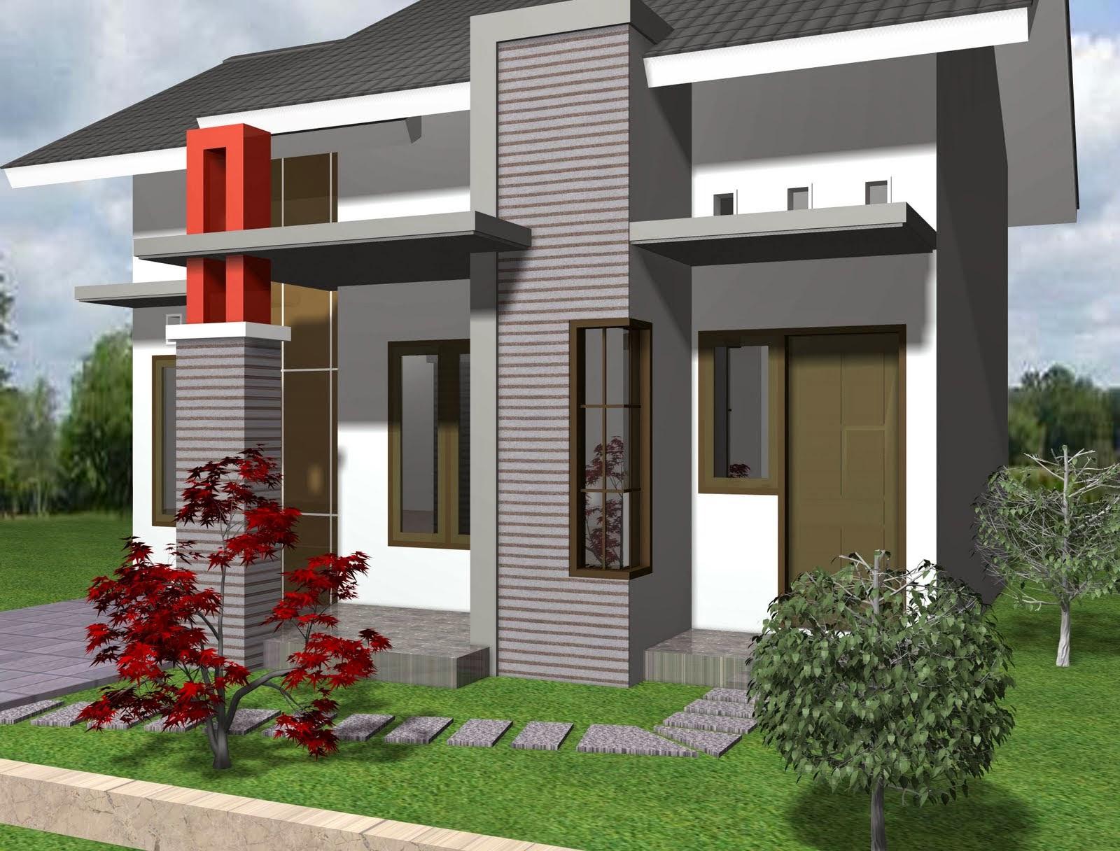 Gambar Rumah Minimalis Terbaru  Update 3 Desain Rumah