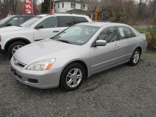 Used 2007 Honda Accord for Sale in bristol PA 19007 Diamond Auto