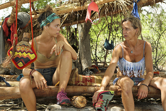 A Wrinkle in The Plan Occurs in Survivor Episode 8