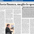 Milano Finanza intervista Leonardo Gioacchini sul Betting Exchange