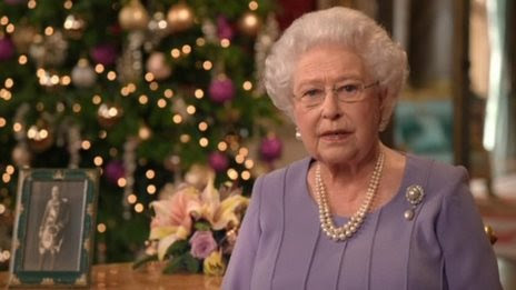 Queen Elizabeth II's Christmas message