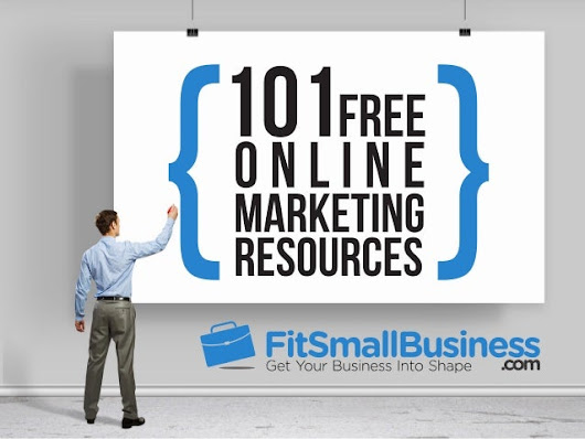 101 Free Online Marketing Resources For Entrepreneurs