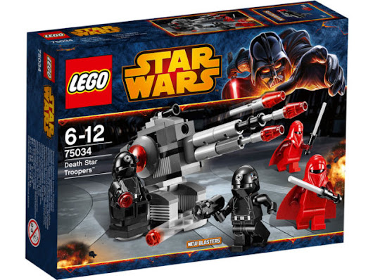 LEGO® Star Wars 2014 Winter Sets' Pictures