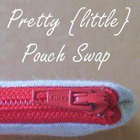Pretty {little} Pouch Swap