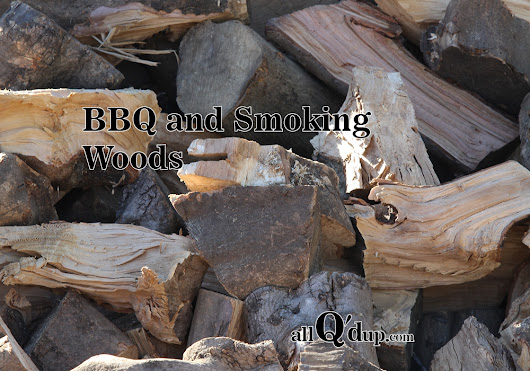 BBQ and Smoking Woods