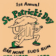 Key West St. Patty's Day Stroll March 14, 2015