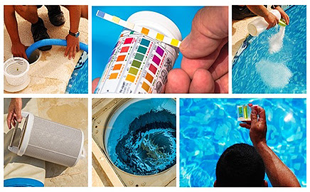 Palm Beach County Pool Cleaning Service