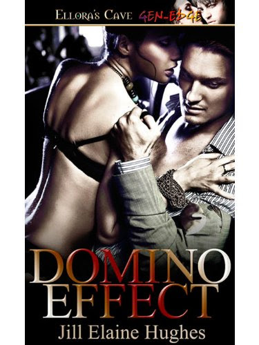 Domino Effect: 1 by Jill Elaine Hughes