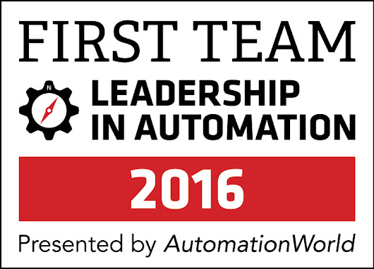 "Red Lion Controls Recognized in Four Categories in ""Leadership in Automation"" Awards"
