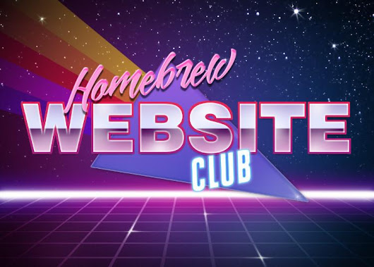 Virtual Homebrew Website Club Meetup on December 27, 2017