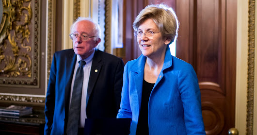 Elizabeth Warren And Bernie Sanders Embarrass Hapless Vulture Fund Investors