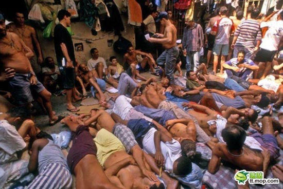 Φυλακή - Εφιάλτης στη Βραζιλία (1)