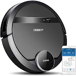 Ecovacs Deebot 901 Smart Robotic Vacuum Cleaner