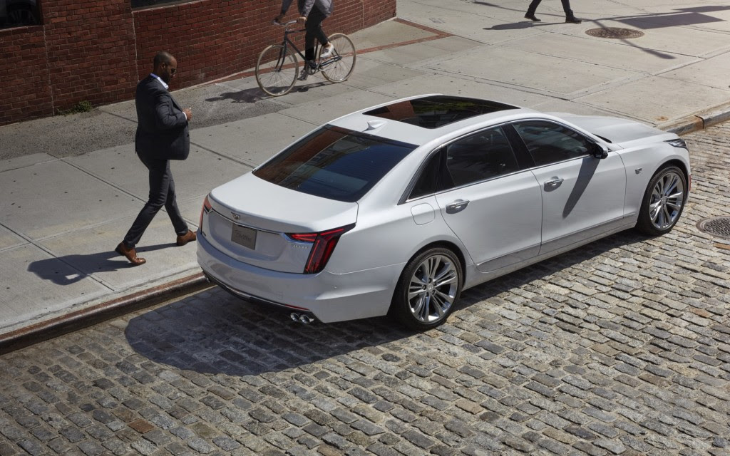 Interesting CT6 Info, Including What Is Could Say About A ...