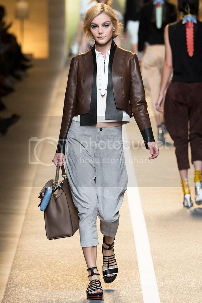 Jessica Stam  Fendi Spring 2015 Milan Fashion Week photo Fendi-Spring-2015-Milan-Fashion-Week-jessica-stam.jpg