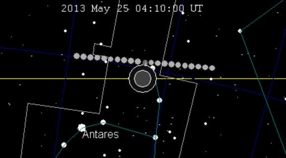 Eclipse lunal pr 25052013
