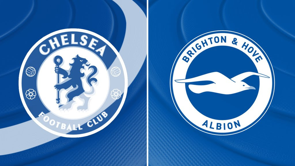 Image result for Brighton & Hove Albion vs Chelsea
