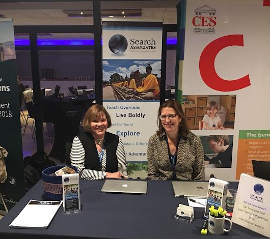 Search Associates Attends IB Global Conference