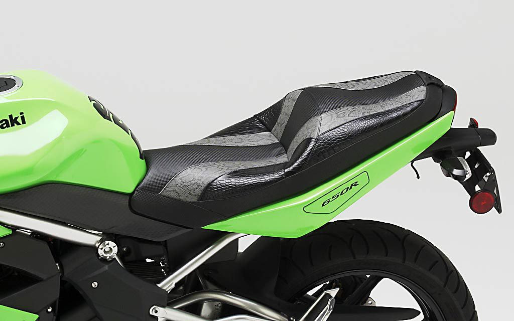 Corbin Motorcycle Seats Accessories Kawasaki Ninja 650r