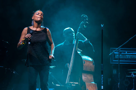 Nnenna Freelon Performs at Joy of Jazz Festival in South Africa