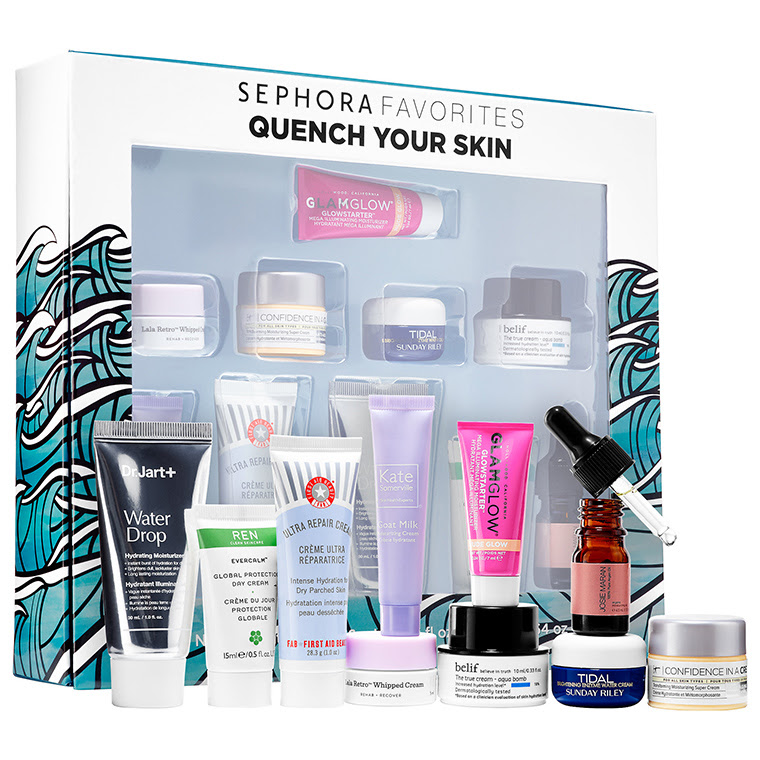 Sephora Favorites Kits for Spring 2017