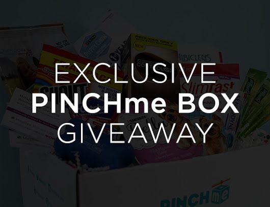 EXCLUSIVE PINCHme BOX GIVEAWAY!