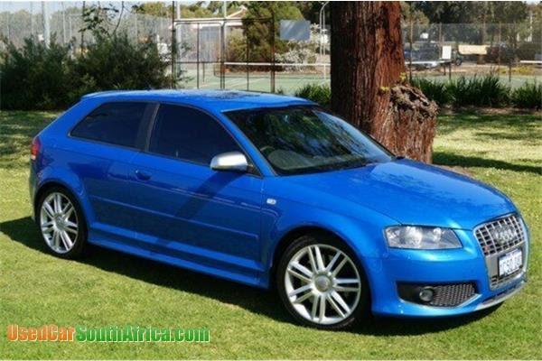 2008 Audi S3 For Sale In Gauteng