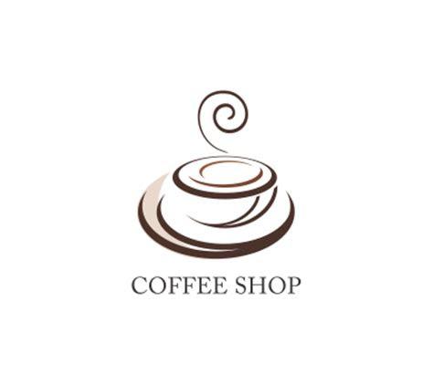 coffee shop logo design  vector logos