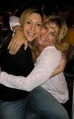 Lisa and Kim! Luncheon