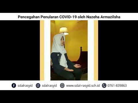 Pencegahan Penularan COVID 19 oleh Nazeha Armazilsha